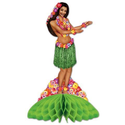 Hawaiian / Luau Decor