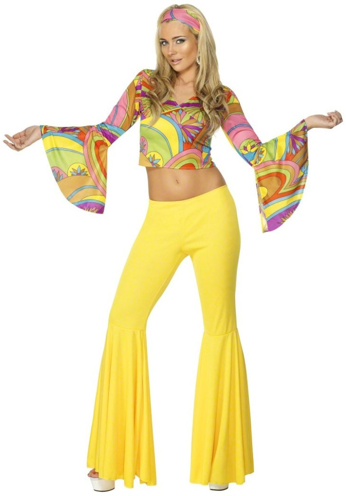 Hippies 1960 70 Scalliwags Chilled Colourful Flower Child Enjoy Fun