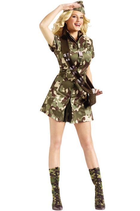 Major-Lee tanked costume