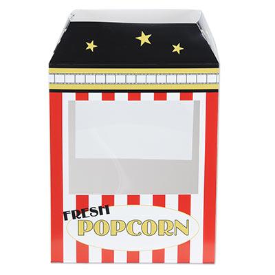 Popcorn machine centrepiece