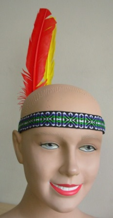 Red Indian headdress  sc 1 st  Scalliwags & Indian feather headdress u2013 Code: 4402 | Scalliwags