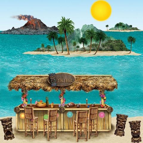 Insta theme – Tiki bar & island props – Code: 7250 ...