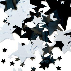 Table decor stars