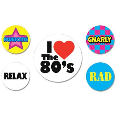 1980's Accessories