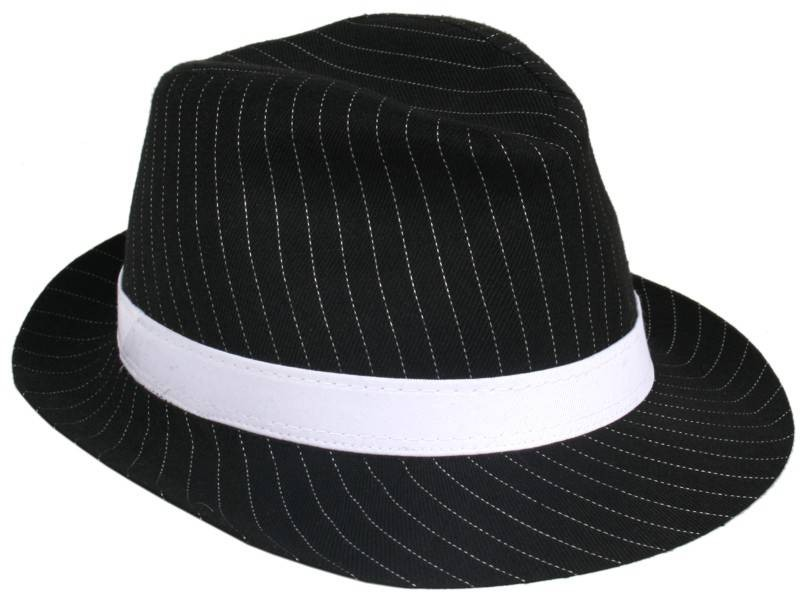 Mafia gangster hat