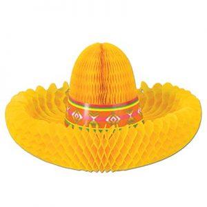 Mexican themed decor