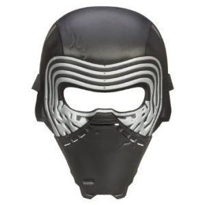 Star Wars mask Kylon ren