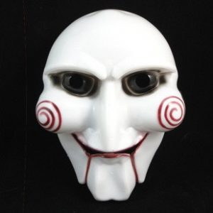 Saw puppet mask