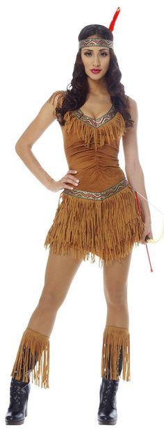 Halloween Costumes Pocahontas