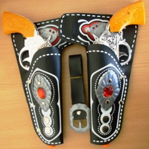 Adult gun & holster set