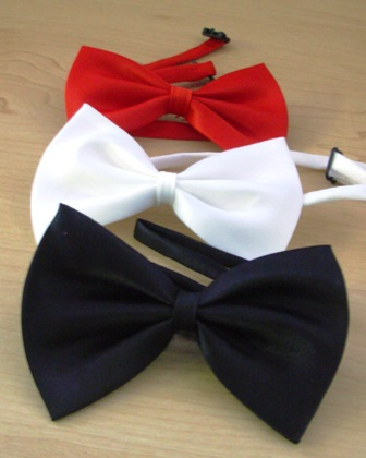 Small bow ties