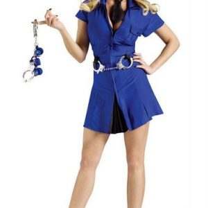 Ladies police costume