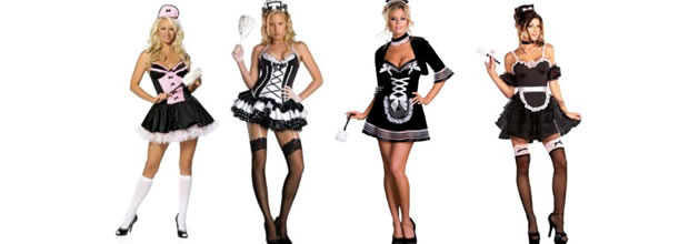 French Maids / Bunny Girls
