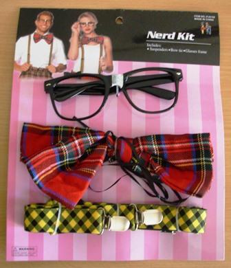 Nerd accessory kit