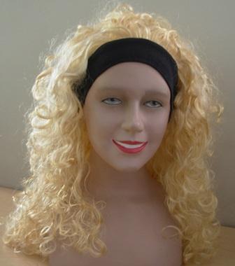 '60's Disco party wig