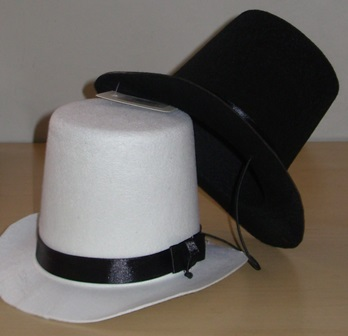 Small top hats