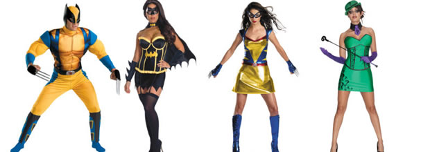 Superheroes and Villains  sc 1 st  Scalliwags & Hire Costume Categories | Scalliwags | Costume Hire Gauteng | Online ...