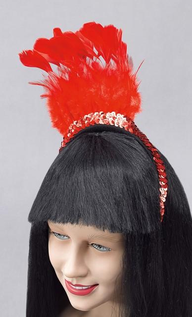 Burlesque-moulin rouge headdress