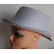 white top hat