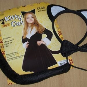 Cat dress up kit
