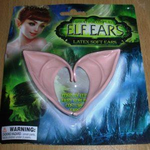 Pixie-fairy-elf-ears