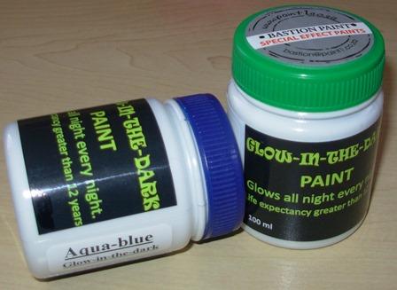 GID permanent paint