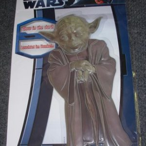 Pop-up sticker Yoda