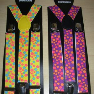 Clown suspenders