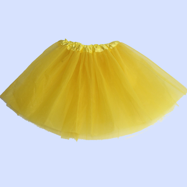 Adult net tutu skirt