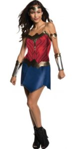 Movie Wonderwoman - Size: Small, Medium and Large