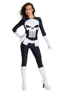 Punisher Lady - Size Medium