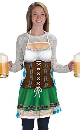 Fraulein apron