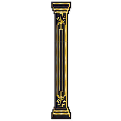 Great 20's jointed pillar
