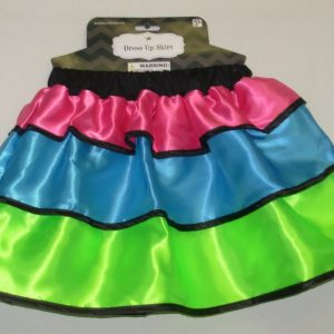 Three layered skirt