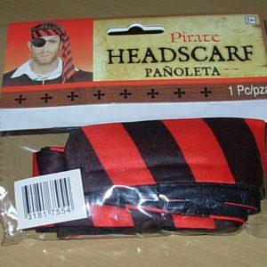 Pirate headscarf