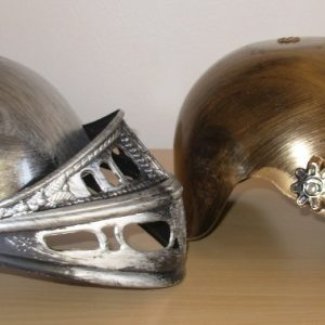 Knights helmets - child