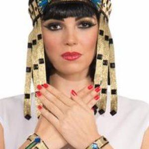 Egyptain wrist cuffs
