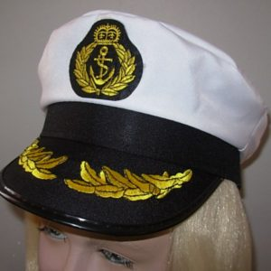 Naval captain's hat