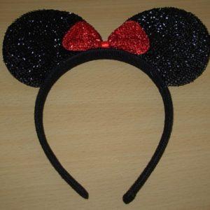 Sparkle minnie mouse ears