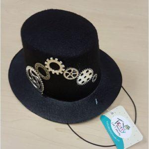 Mini steampunk top hat