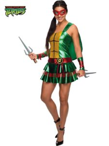 Teenage Mutant Ninja Turtle - Raphael Lady