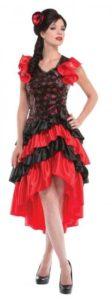 Sequin Flamenco Dancer