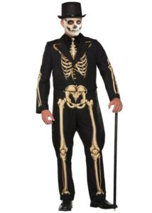 Skeleton Bone Suit