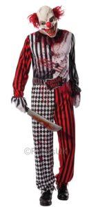 Circus Hell Evil Clown