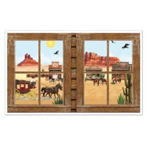 Western cowboy decorations