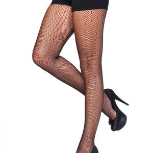 Starlet dotted net tights