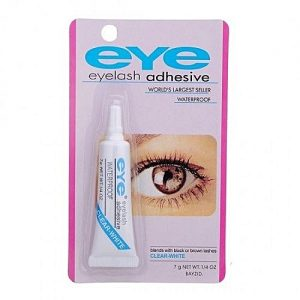 False Eyelash adhesive
