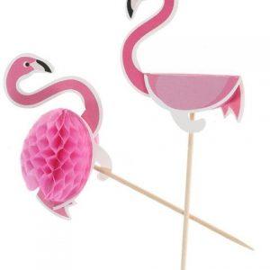 Flamingo decorations