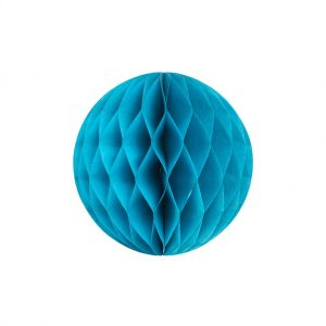 Tissue ball decoration